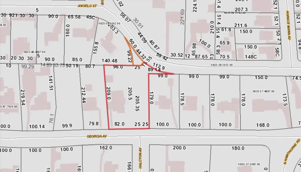 1907 georgia avenue winston map.png