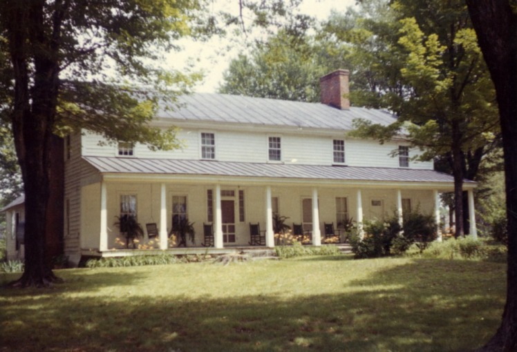clemmons house undated photo